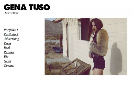 Gena Tuso website