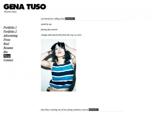 Gena Tuso News