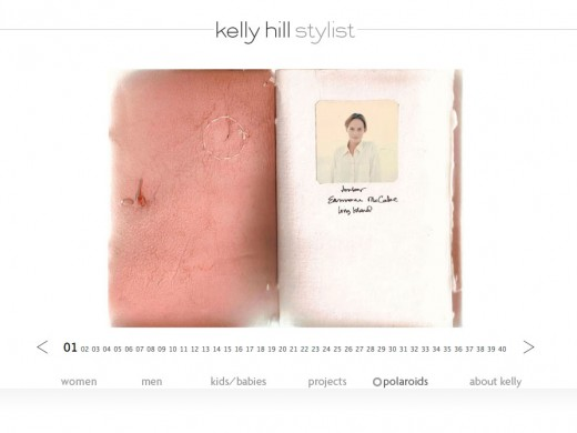 Kelly Hill Polaroids