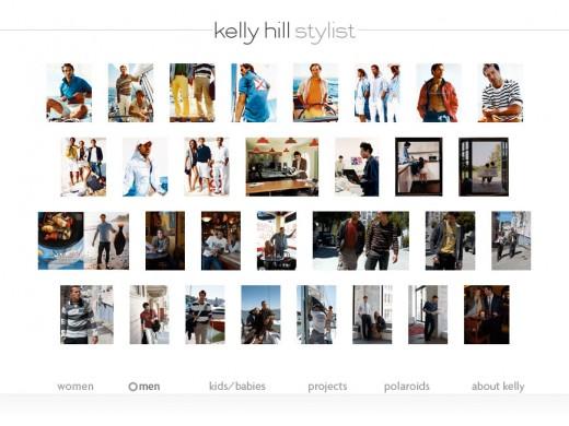 Kelly Hill Portfolio