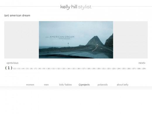 Kelly Hill American Dream