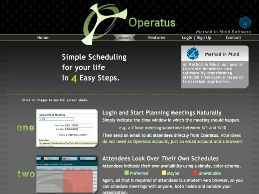 Operatus About