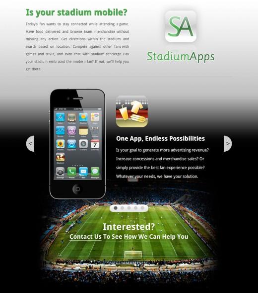 Stadium Apps