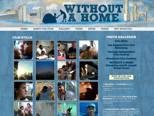 Without A Home Gallery