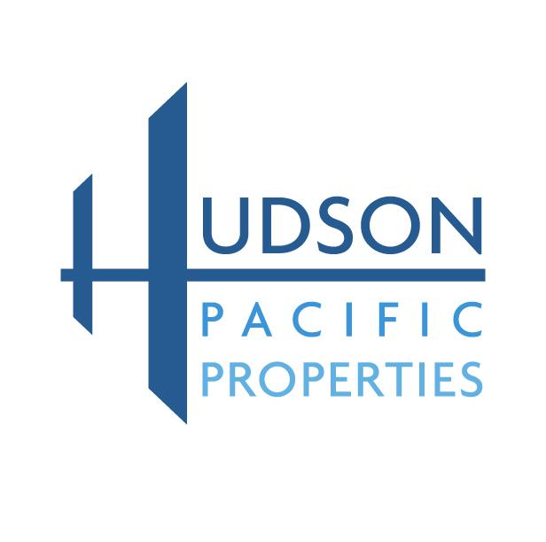 Hudson Pacific Properties Logo Team A Design
