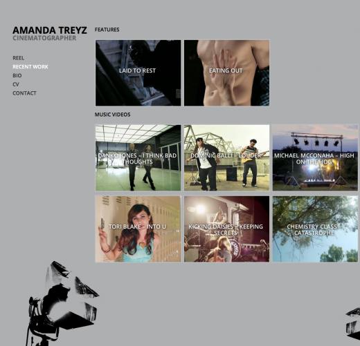 Amanda Treyz Work