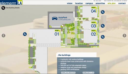 Element:LA Site Plan